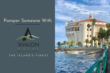 Gift Certificate for a Catalina Island - The Avalon Hotel